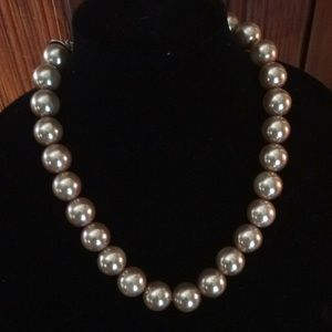 Jewelry Necklace Pearl Large